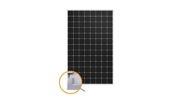 SunPower SPR-MAX3-400-COM - (R40, MC4)