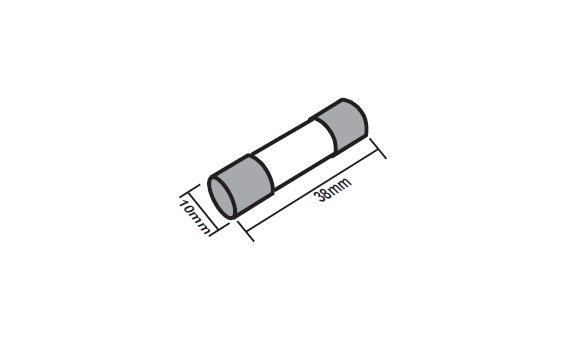FIMER TRIO Sicherung DC, 12A, 1000V