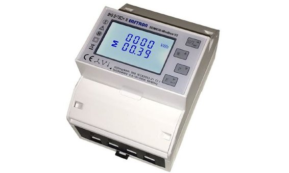 Kostal Energy Meter SDM630 Modbus