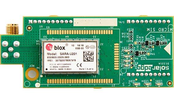 SolarEdge SE1000-GSM02-B - SetApp