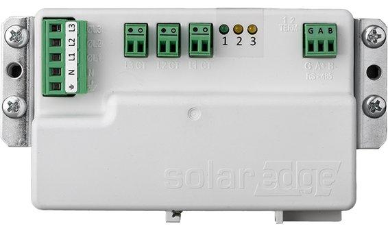 SolarEdge Energiezähler Modbus SE-MTR-3Y-400V-A