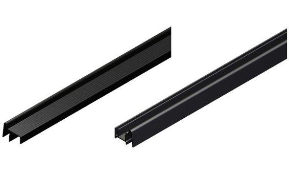 Solrif N Aluminium-Randanschlussprofil