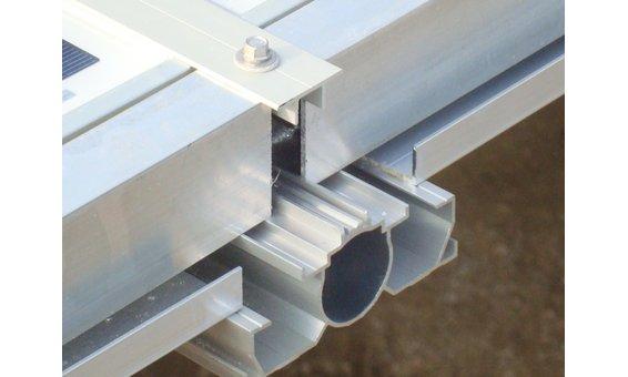 MV€ Indach Solar-Montagesystem