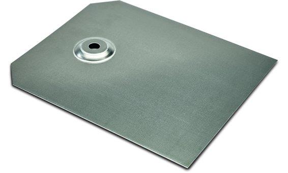 novotegra Metallschindel 280x230mm, Dichtring