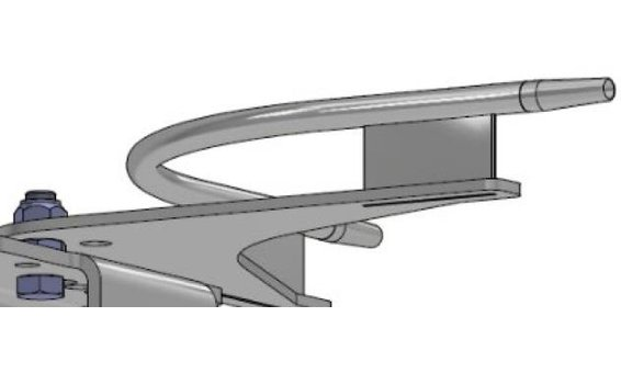 Repapress Set - Curva 90º Sunline® [S-KE90.16]