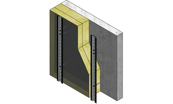 Ecolite PV-Fassadensystem ES-BB