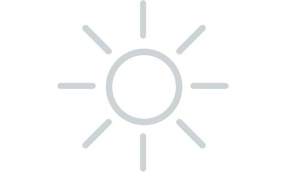 SolarStand Horizontal-Einlegeschiene schwarz