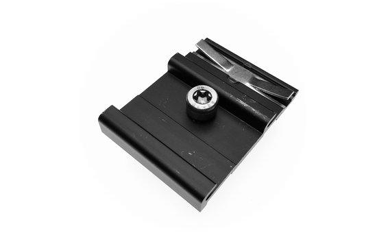 SolarStand Kreuzverbinder/22 mit Verdrehsicherung schwarz