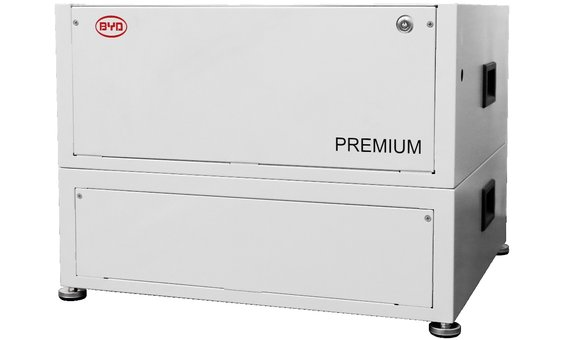 BYD Battery-Box Premium LVL - Batteriemodul 15.4kWh