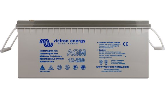 Victron AGM Super Cycle battery
