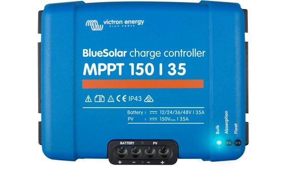 Victron BlueSolar MPPT 150/35 bis zu 150/100