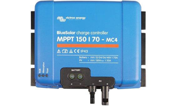 Victron BlueSolar MPPT 150/70-MC4