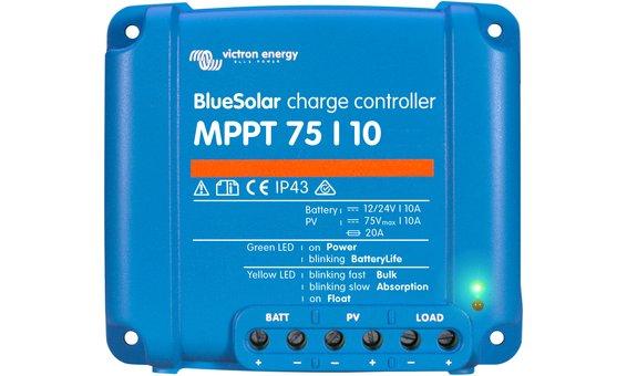 Victron BlueSolar MPPT 75/10, 75/15 & 100/15