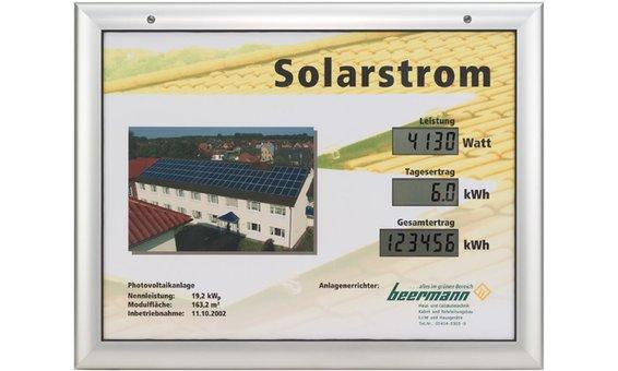Schneider Schaukasten-Vitrine LCD-40 R,Aussenbereich
