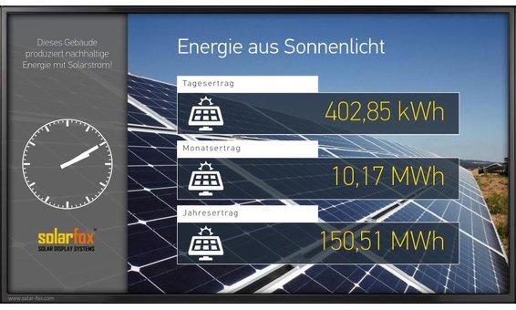 Solarfox SF-100-Serie