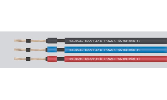 Helukabel CAB4 100B - H1Z2Z2-K