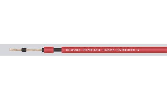 Helukabel Solarflex 4mm² 100m rot