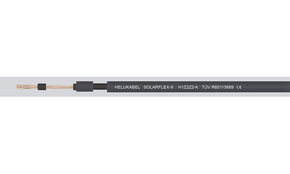 Helukabel Solarflex 4mm² 100m schwarz