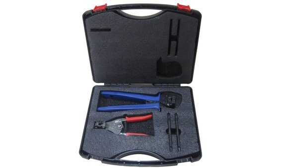 QC Solar QC4.10 Crimp Tool SET