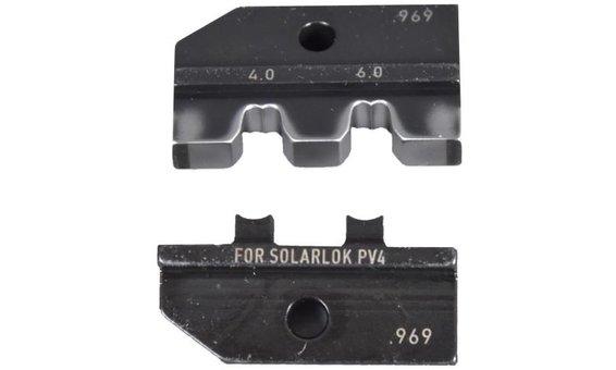 Rennsteig Crimpeinsatz PEW 12 Tyco PV4 und PV4 S 4,0-6,0mm²