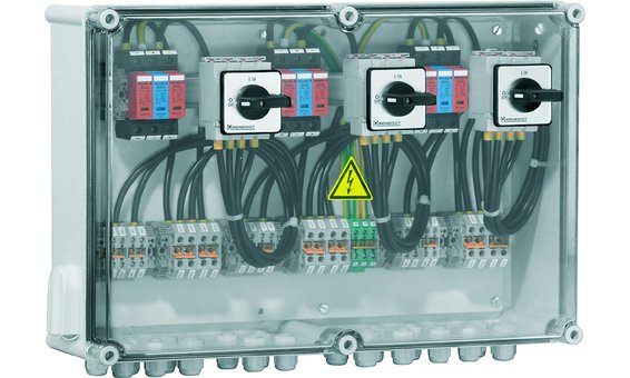 PV DC 3INx3 3SW 3MPPT 3SPD2R CG 1000V