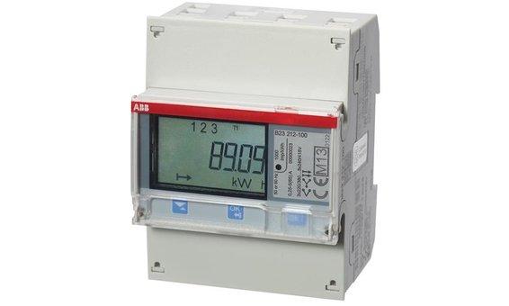 ABB Compteur d'énergie B23 112-100