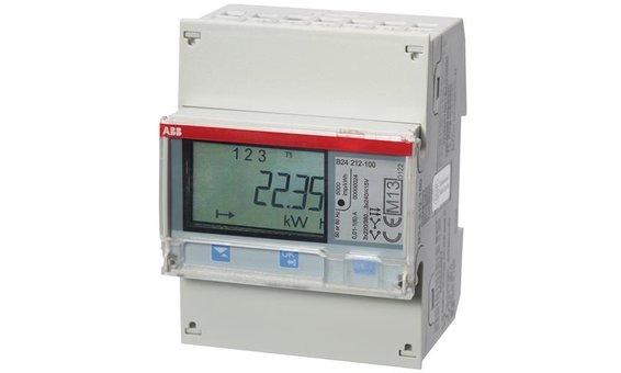 ABB Compteur d'énergie B24 112-100