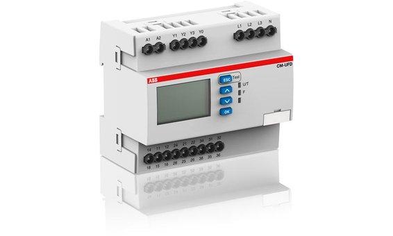ABB Protection du réseau et de l'installation CM-UFD.M31