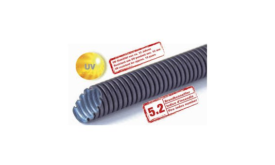 Plica UV-FLEX M16 - Kunststoffrohr