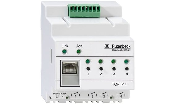 Rutenbeck TCR IP 4