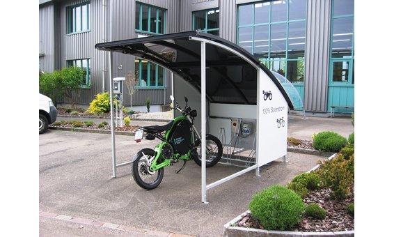 ARC-PV Bikeport