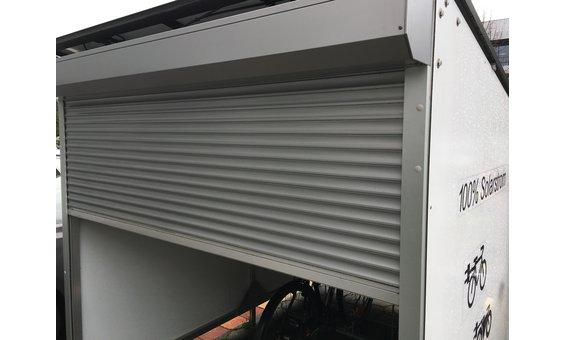 ARC-PV Rolltor elektrisch, inkl. Fernbedienung
