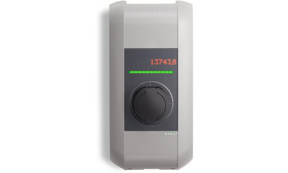 Keba P30 x-series EN Type2 Socket 22kW