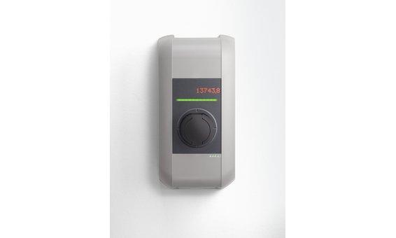 Keba P30 b-series EN Type2 Socket 22kW RFID