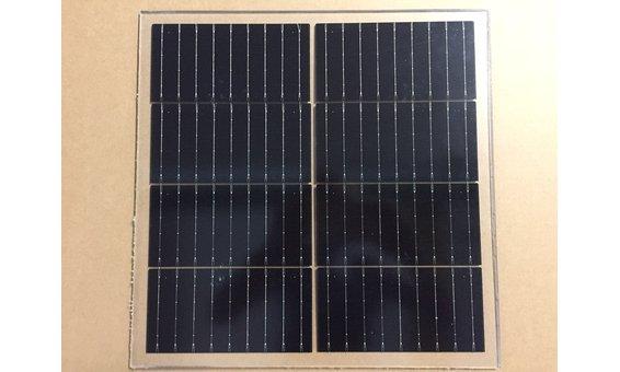 JA Solar Modellino modulo semicelle